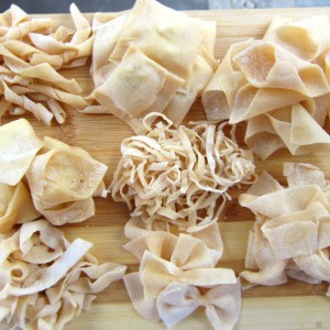 8 видови пресна паста (ИТАЛИЈАНСКА КУЈНА)