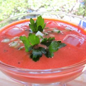 Гаспачо - студена супа (ШПАНСКА КУЈНА)