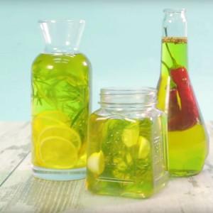 Видео рецепт: Ароматични масла