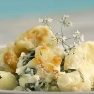Видео рецепт: Потпечени њоки