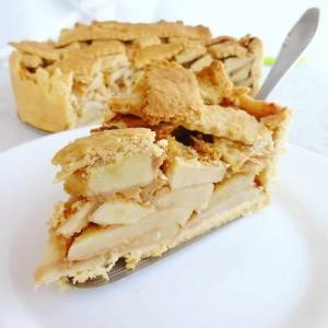 Крцкава пита од јаболки