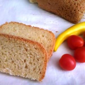 Бел леб - основен рецепт за пекач