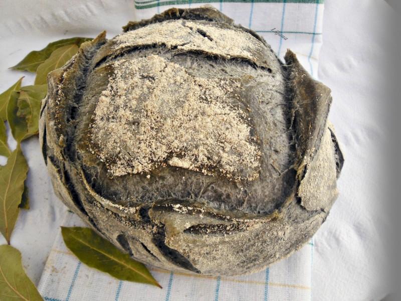 Леб од мешани брашна