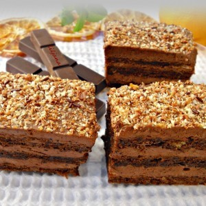 Чоко колач