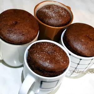 Чоколадно суфле (без печење)