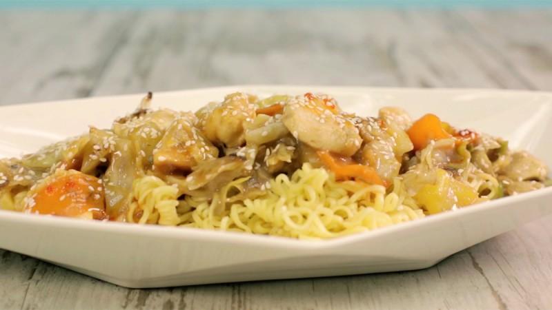 Видео рецепт: Кинеско пилешко
