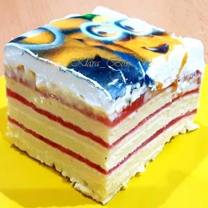 Чисто задоволство (розен торта)