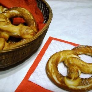 Варени переци (посно)