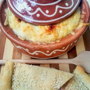 Крушевско грне (со 4 вида сирење)