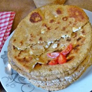 Питулици со младо сирење и сув спанаќ (хроно)