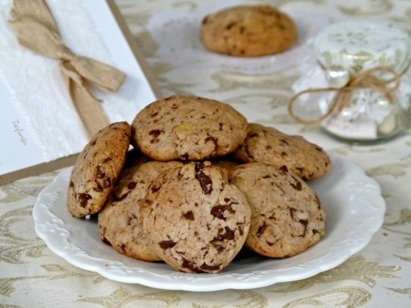 Американски колачи со бадеми