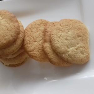 Безглутенски бисквити