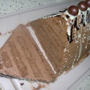 Чоколадна пирамида