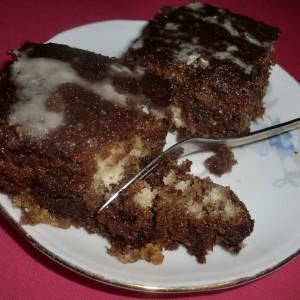 Сочно - моќно колач