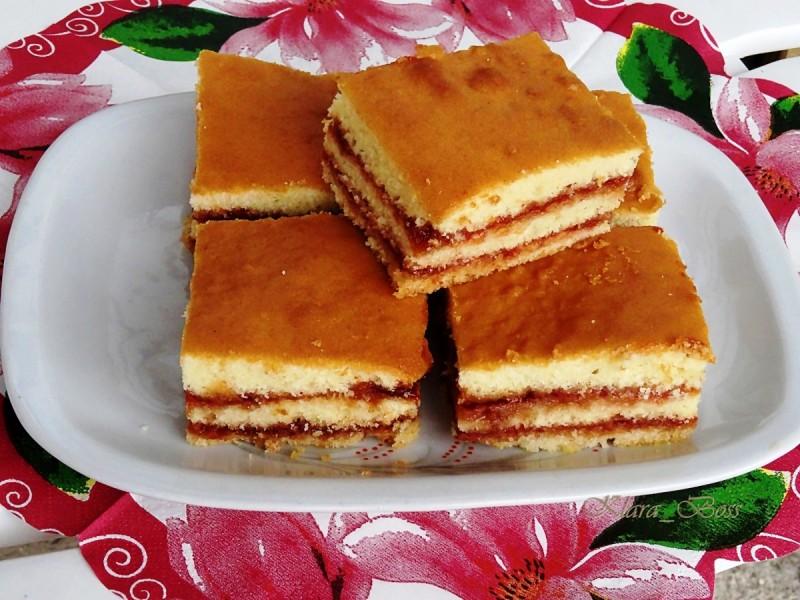 Тортици со мармалад