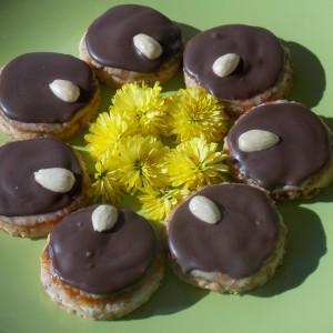 Марципан колачиња - посно