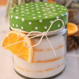 Домашен портокал шеќер