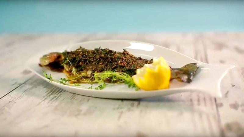 Видео рецепт: Маринирани пастрмки
