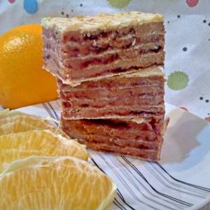 Портокал обланди (посно)