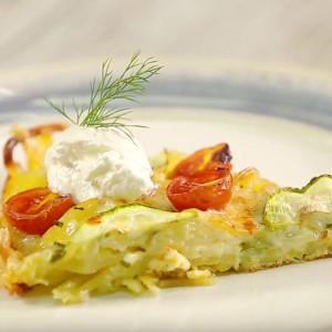 Видео рецепт: Пица од компири