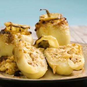 Видео рецепт: Полнети бабури со тестенини