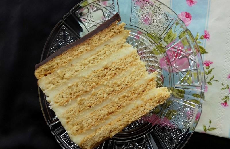 Медовица торта