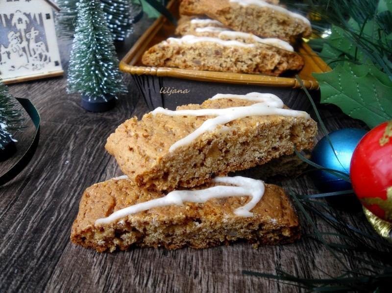 Божиќни колачиња - Хермит (пустински колачиња)