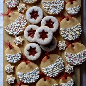 Медени колачиња - лампиони