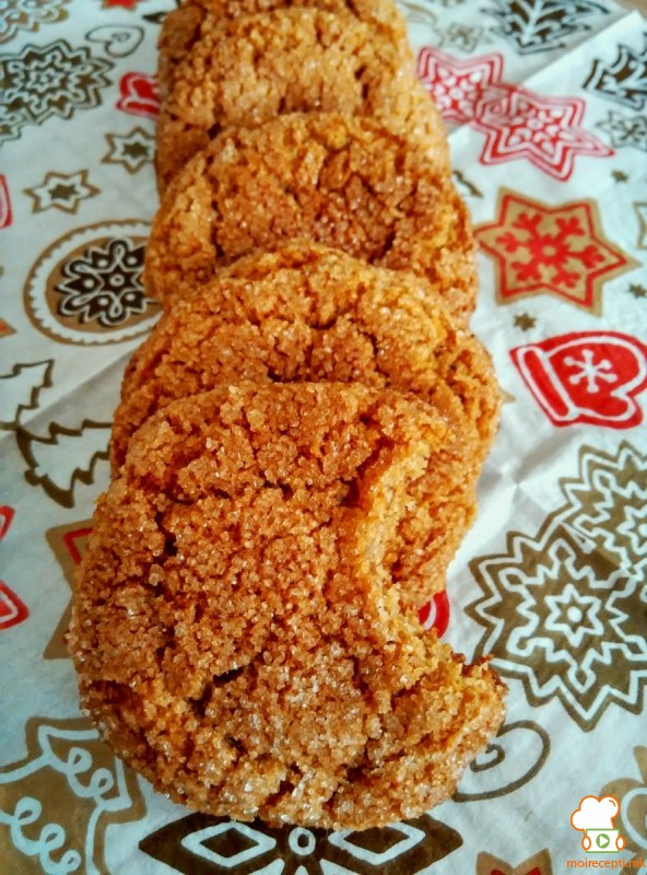 Меки ѓумбир колачи со меласа
