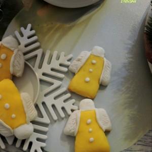 Ангели- Божиќни колачи