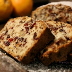 Богат колач со белки