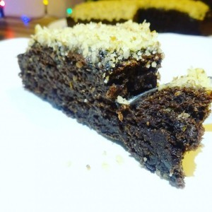 Медена торта (посно, веган)