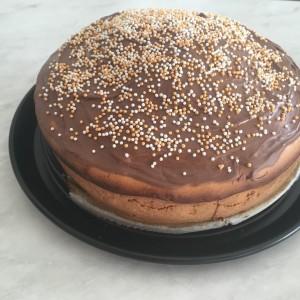 Еспресо торта