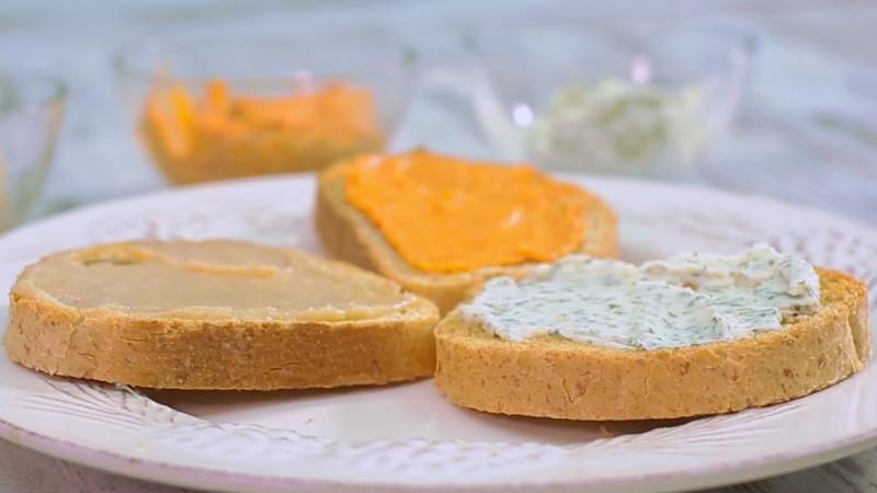 Видео рецепт: Намази од путер
