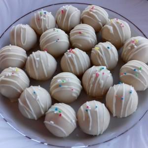 Бомбици од тиква и спекулас кекси -без печење