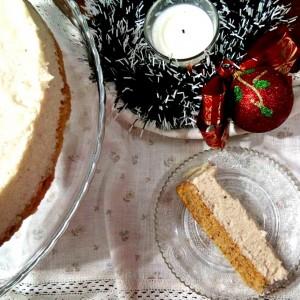 Новогодишна рафаело торта