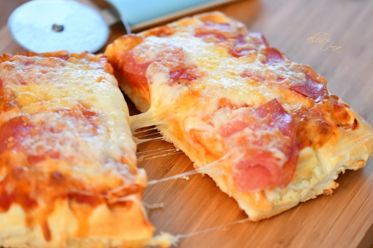 Вафел пица