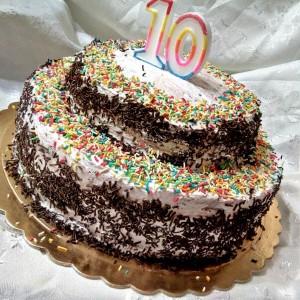 Чоколадна торта х2