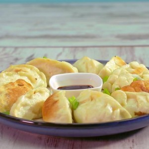 Видео рецепт: Кинески пелмени со месо