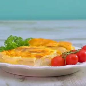 Видео рецепт: Квргуша - Пилешко во тесто