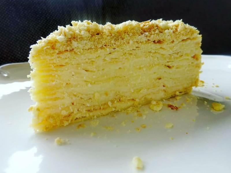 Торта Наполеон (јубилеен 100-ти рецепт)