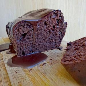 Чоко-рогач кекс