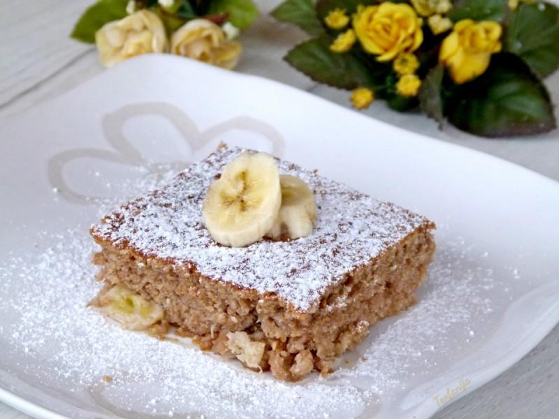 Банана колач (посно)