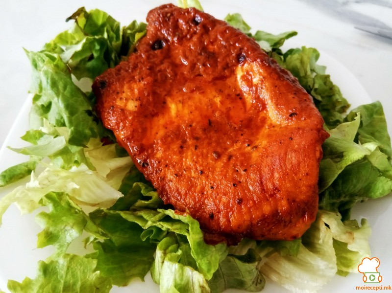 Мариниран мисиркин стек