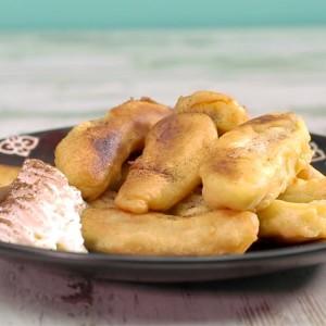 Видео рецепт: Пржени банани