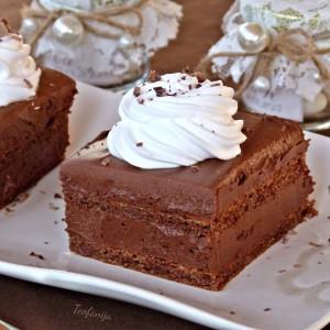 Моцарт чоколадна торта - Моцарт коцки