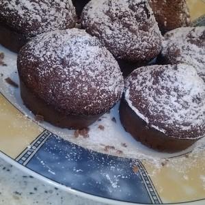 Чоколадни мафини