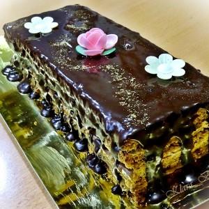 Шушкава торта - 800ти рецепт