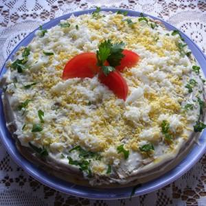 Солена торта од џигер