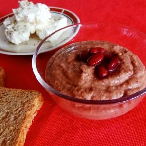 Намаз со црвен грав